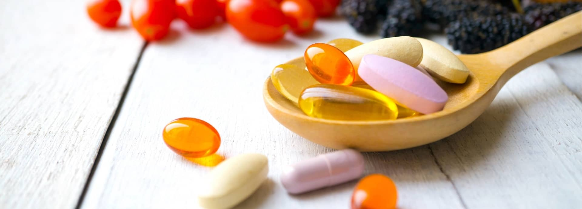 Безопасност при прием на витамини