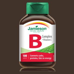 B комплекс + витамин С