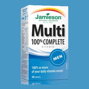 Мултивитамини за мъже