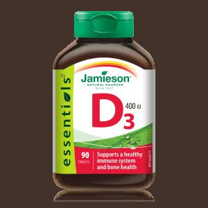 Витамин D, 90 таблетки