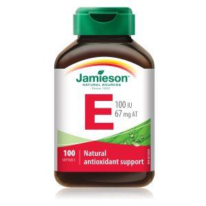 Витамин Е 100 IU