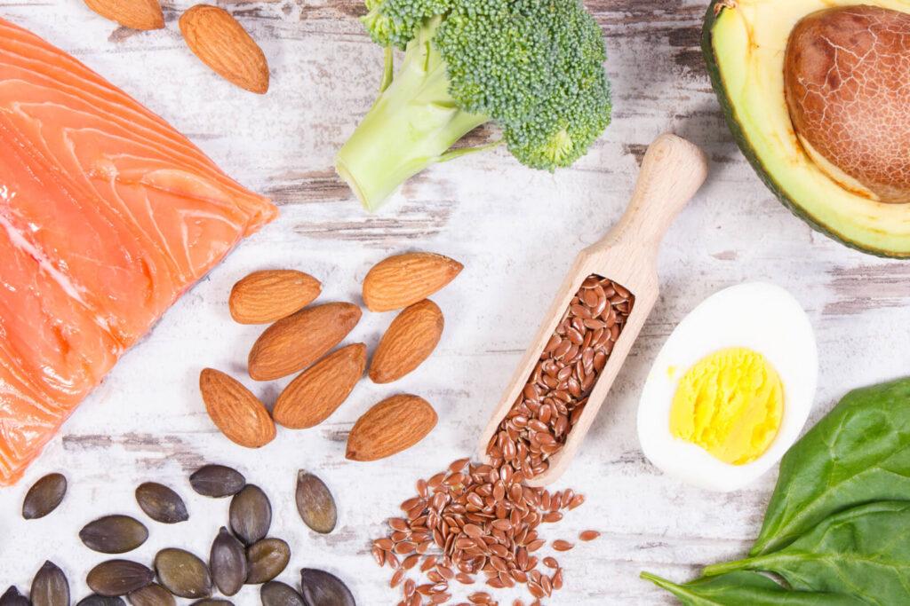 Храни съдържащи омега мастни киселини
