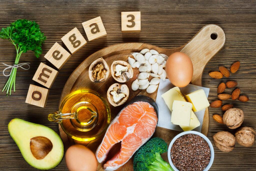 Храни съдържащи омега 3 мастни киселини