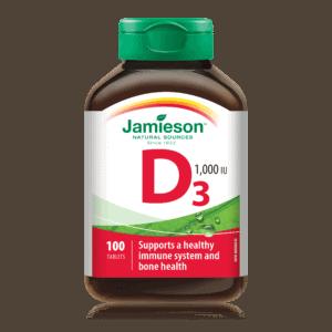 Витамин D3 таблетки
