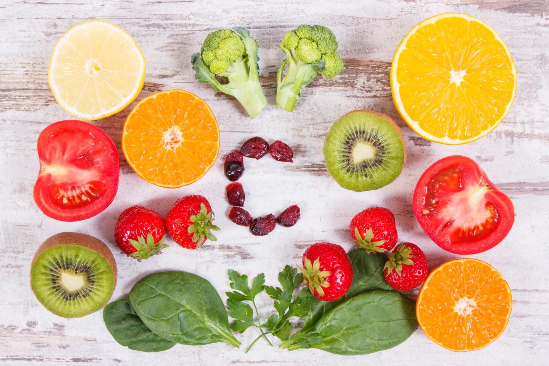 Храни богати на витамин C
