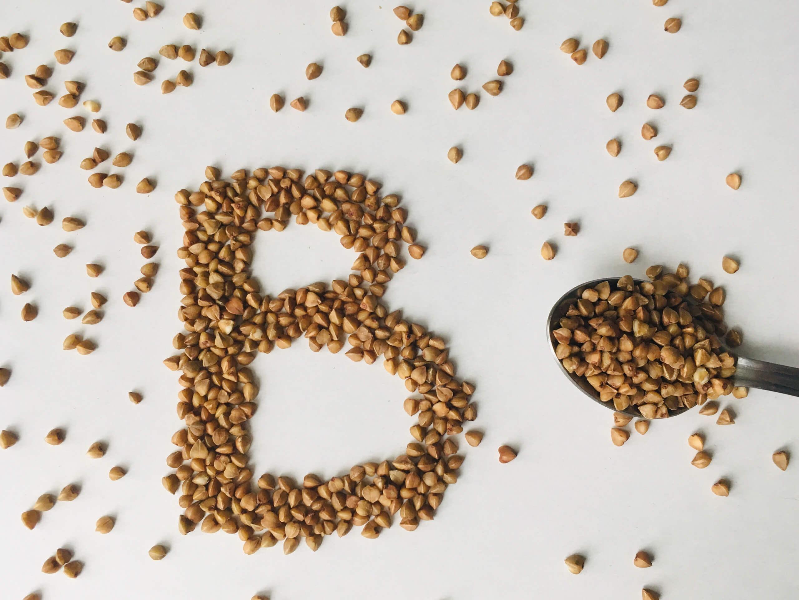 Витамин Б от семена