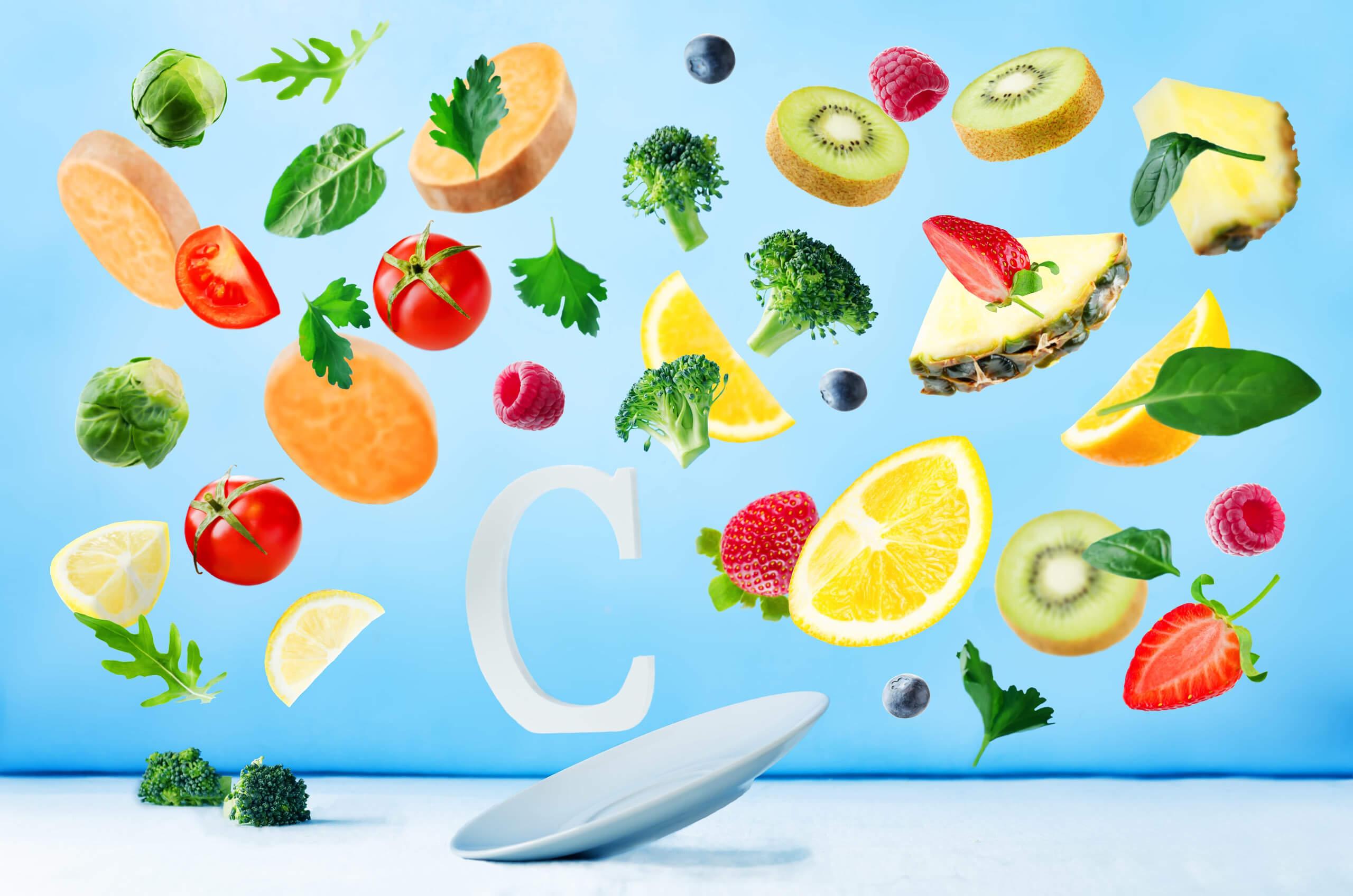 Витамин C храни